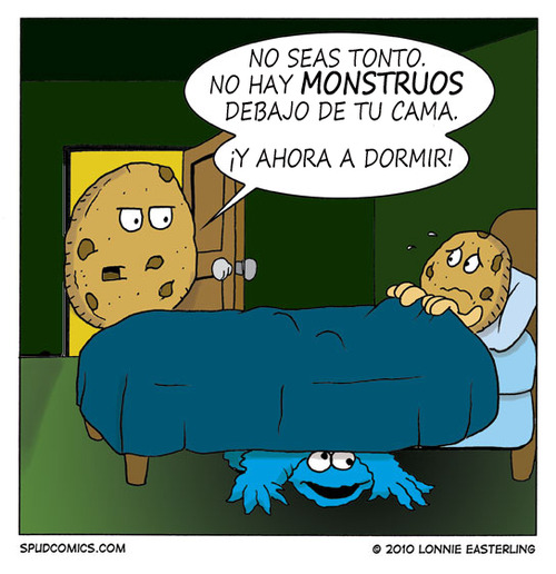 Elmo comegalletas