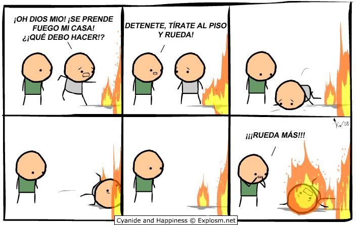 Rueda Por Tu Vida Chistes Graficos Humor12com