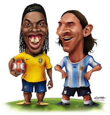 Ronaldinho la magia de un cracked